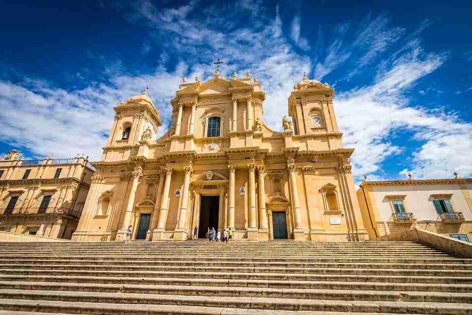 Noto cattedrale